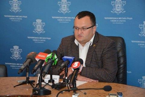 Колишній мер Чернівців через суд поновився на посаді