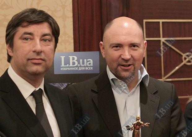 Вадим Омельченко и Александр Богуцкий