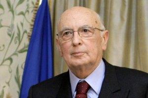 Президент Италии исключил амнистию Берлускони