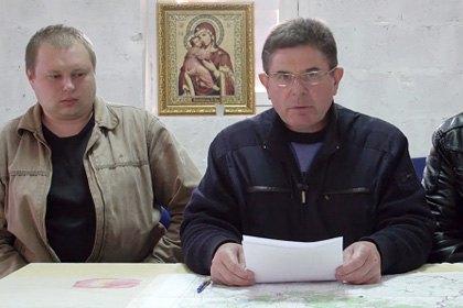 """Прокуратура запросила заочное преследование """"президента юго-востока Украины"""""""