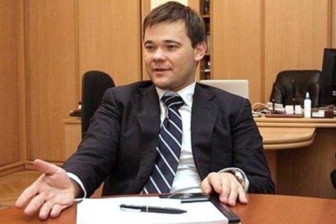 Богдан заверил, что не занимается вопросами, связанными с Приватбанком