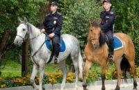 В Киеве появится конная полиция