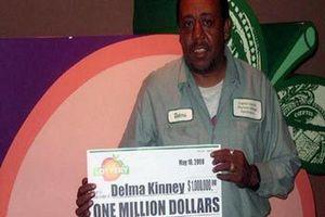 Житель Атланты стал дважды лотерейным миллионером