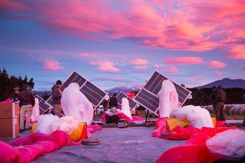 Google запустит над Индонезией 300 воздушных шаров для раздачи интернета