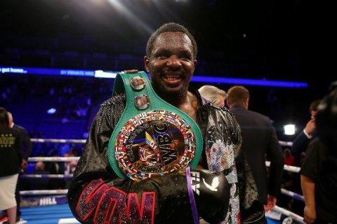 Чемпион мира по версии WBC в супертяжелом весе провалил допинг-тест