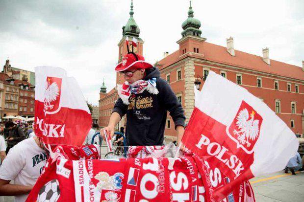 Матч сборных Польши и Греции закончился в ничью - 1:1