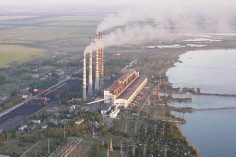 КриворожскаяТС прекратила работу из-за дефицита топлива