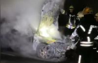 Невідомі підпалили автомобіль нардепа Лероса