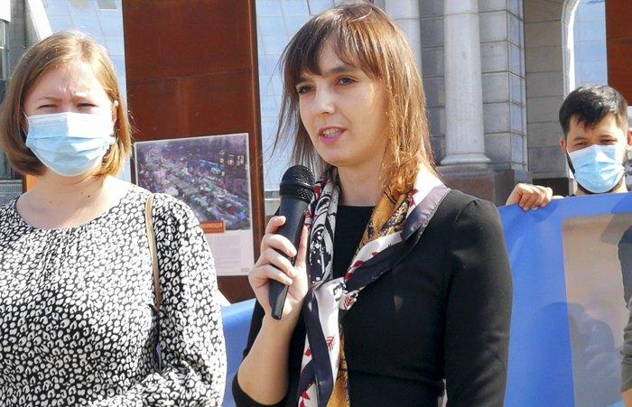 Заступниця міністра з питань реінтеграції тимчасово окупованих територій Інна Драганчук
