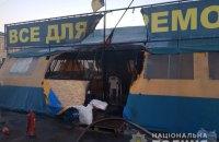 Полиция установила личность поджигателя волонтерской палатки в Харькове
