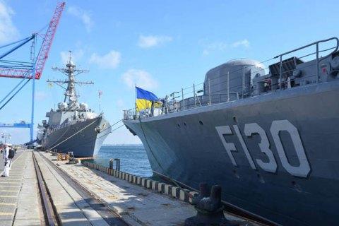 В одній з військових частин ВМС трагічно загинув військовослужбовець