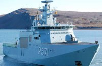 Мінстратегпром вивчає можливість виготовлення в Україні данських кораблів для ВМС