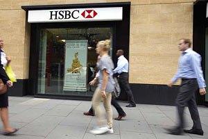 HSBC: Україна дозволить гривні впасти