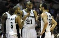 """""""Сан-Антонио"""" вырвал победу в матче-открытии НБА"""