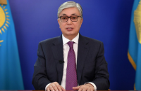Через пандемію в Казахстані ввели режим надзвичайного стану