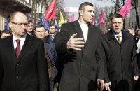 Оппозиция грозит заблокировать Раду