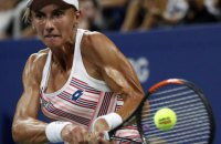 Цуренко выбила с US Open вторую ракетку мира