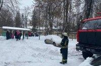 Въезда в Киев ожидают около 1400 фур