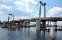 Вантовий міст через гавань Дніпра в Києві готують до знесення для будівництва Подільського переходу