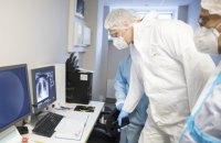 KSE констатувала сповільнення темпів захворюваності на ковід та добових госпіталізацій