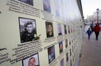 С начала АТО погибли свыше 1500 военных