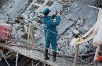 В России под Нефтеюганском обрушился мост, есть погибшие