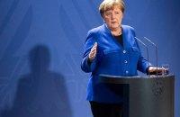 Меркель заявила про законне право Ізраїлю на самооборону