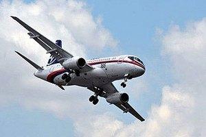 Рахункова палата повідомила про недостатнє фінансування Superjet-100