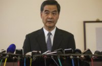 К участникам протестов в Гонконге присоединились офисные служащие