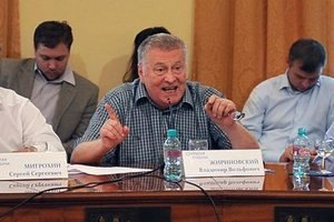 Жириновський пропонує відкрити кордон між Україною і РФ