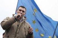 Кличко: будем праздновать Новый год на Майдане