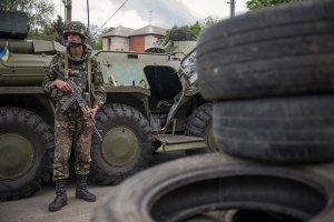 Появились неофициальные данные о потерях силовиков с начала АТО