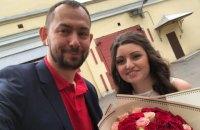 Військовополонений український моряк Безпальченко одружився