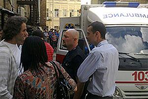 Защитник Тимошенко госпитализирован