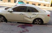 В Харькове рабочий, устанавливавший кондиционер, упал с шестого этажа