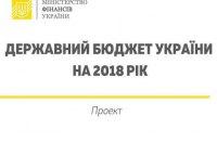 Що треба знати про проект держбюджету-2018