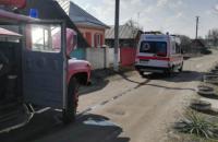 В Черкасской области на пожаре погибла пожилая женщина и двое малолетних девочек