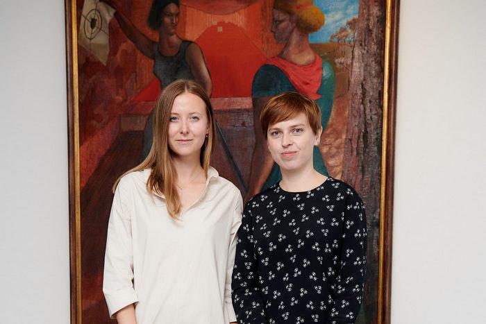 Татьяна Жмурко и Татьяна Кочубинская