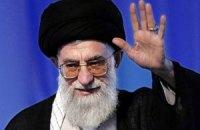 Духовний лідер Ірану закликав світ озброїти палестинців