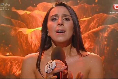 Песню Джамалы пропустили на Евровидение