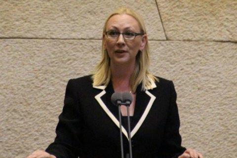 Депутатом израильского Кнессета стала выходец из Украины