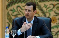 Башар Асад з'явився на телебаченні вперше за два тижні