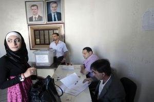 В Сирии завершились выборы в парламент