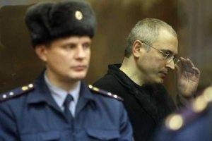 Ходорковского увезли из СИЗО в колонию