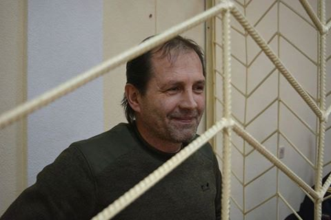 Суд вКрыму отпустил под домашний арест украинца Балуха