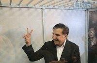 Саакашвили заявил, что СБУ должна выделить ему хотя бы двух охранников