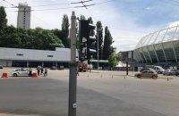 "Киев объявил аукцион на обустройство платной парковки возле НСК ""Олимпийский"""
