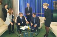 Україна й Уругвай підписали угоду про безвіз