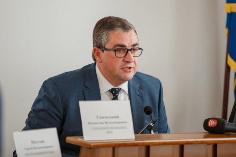 Винницкую область возглавил вице-мэр Винницы