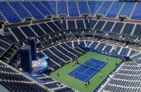 Впервые в истории US Open может пройти при пустых трибунах